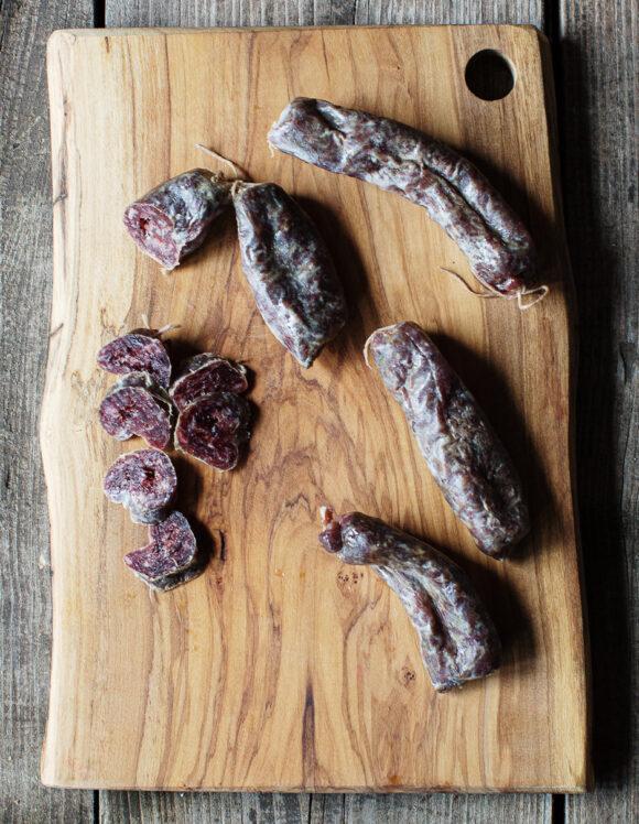 Salsicce secche Gregorio Rotolo