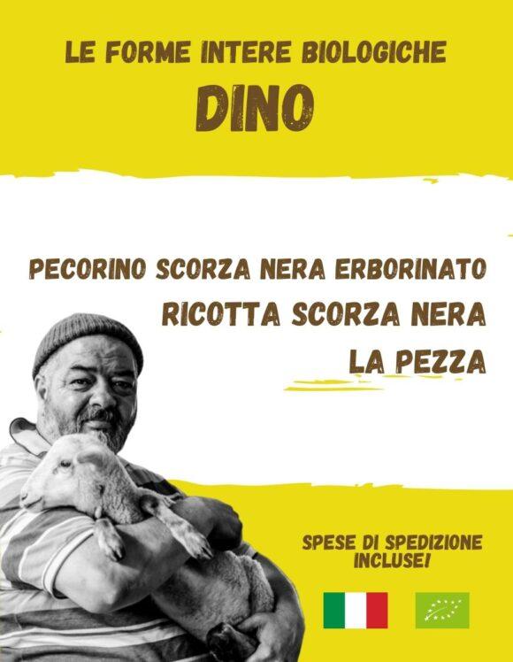 DINO -La spesa bio da Gregorio Rotolo prodotti biologici, formaggi biologici a latte crudo